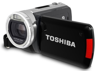 обзор видеокамеры Toshiba X400 | Фото и Видео школа
